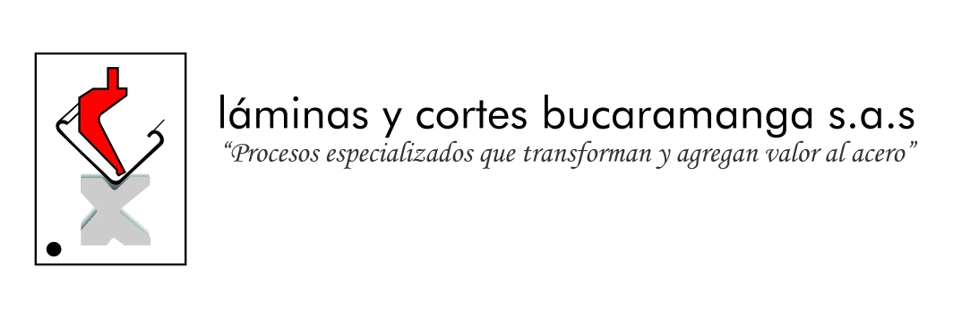 Logo Láminas y Cortes Bucaramanga
