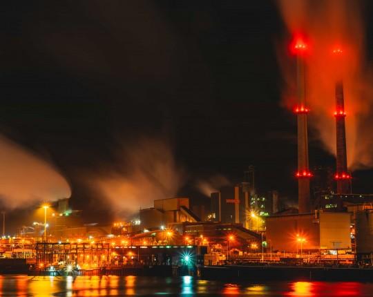 ? Producción de acero en crudo a nivel mundial. ?